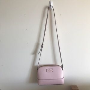 Kate Spade Grove Street Millie Pink Crossbody Bag